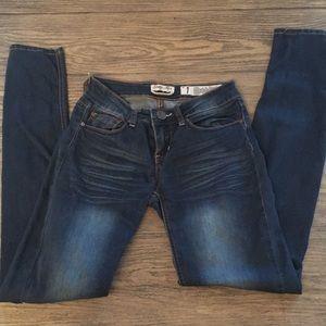 INDIGO REIN skinny jeans